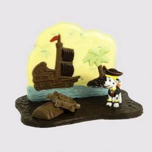 Figura Pirata Marshall