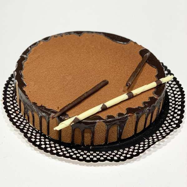 Mousse Xocolata Negra